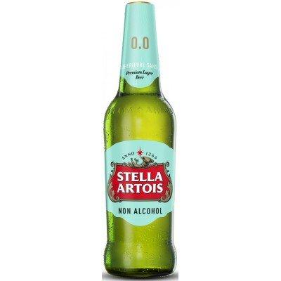 пиво Стелла б/а 0,5